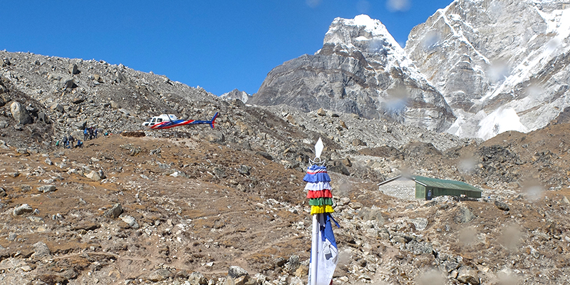 Everest Base Camp Helicopter Tour, Everest Helicopter Tour, Everest Heli tour
