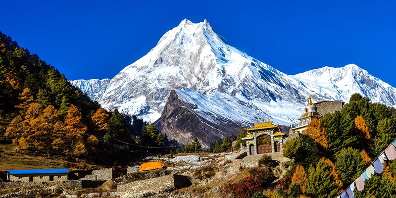manaslu Region Trek in Nepal, Manaslu Base Camp Trek