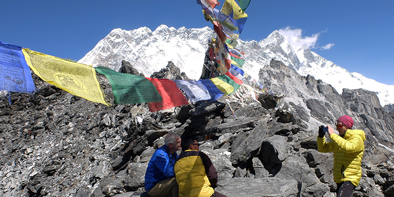 Trekking in Nepal, Nepal Trekking, Everest Base Camp Helicopter Tour