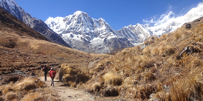 Trekking in Annapurna Region, Annapurna Base Camp Trek, Trekking in Nepal