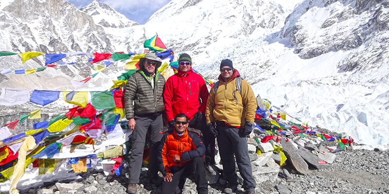 Everest Base amp Trek, EBC Trek, Everest trek