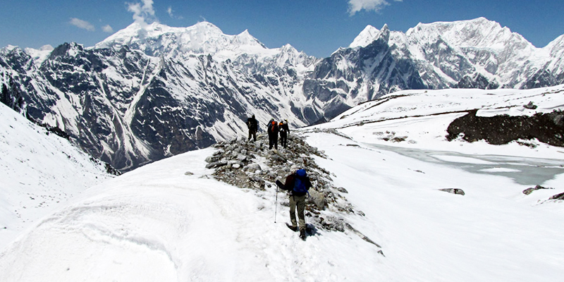 manasli Base Camp Trek, Manaslu Circuit Trek
