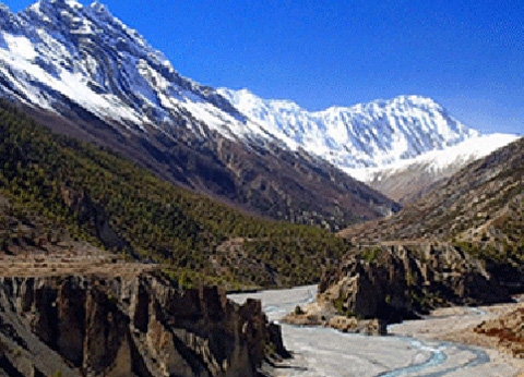 Annapurna Circuit and Tilicho Lake