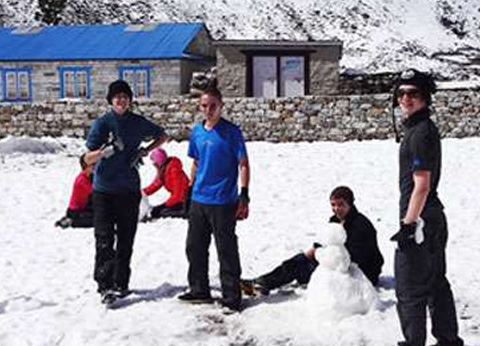 Best Trekking and tour destination for student group in Nepal