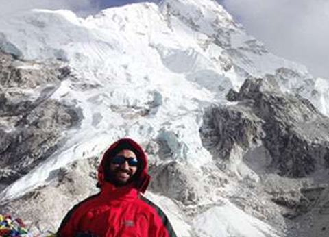 Everest Base Camp Trek in June july and August