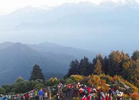 Five Days Ghorepani Poon Hill Trek