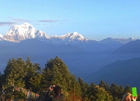 Ghorepani Poon Hill trek in December