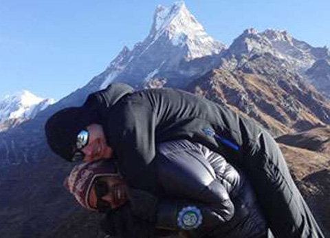 Mardi Himal Trek in September