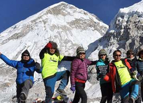 Top 7 Reasons To Do Everest Base Camp Trek