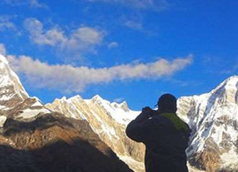 Trekking in Nepal in June July