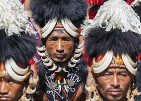 Tribes in Himalaya