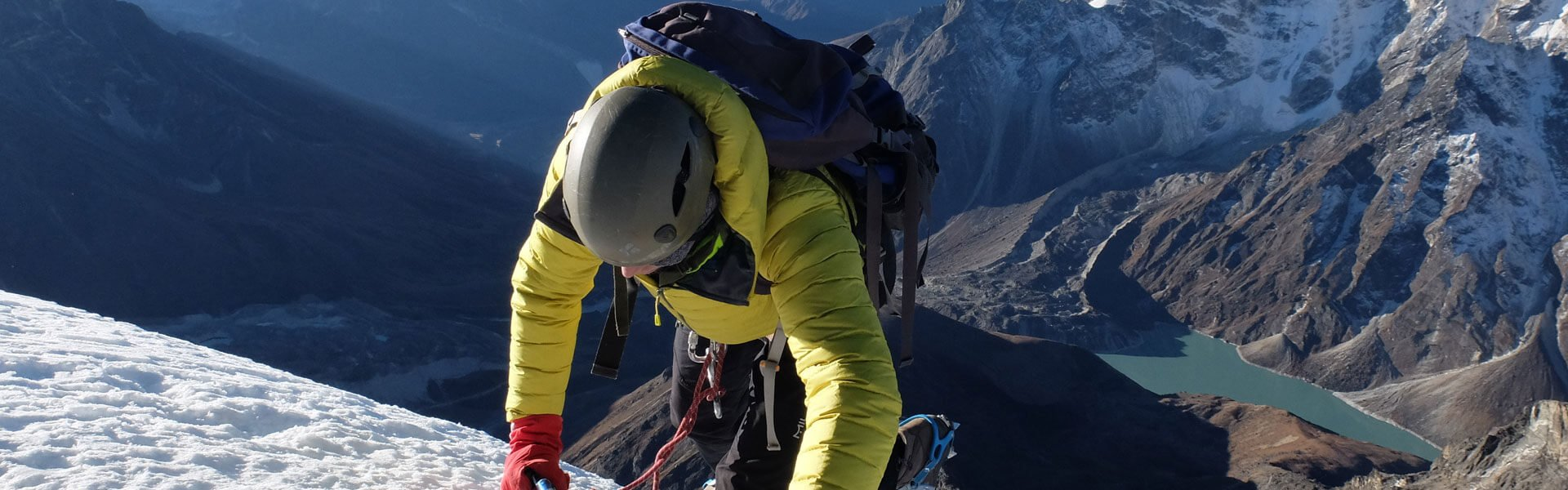Facts about Everest Expedition