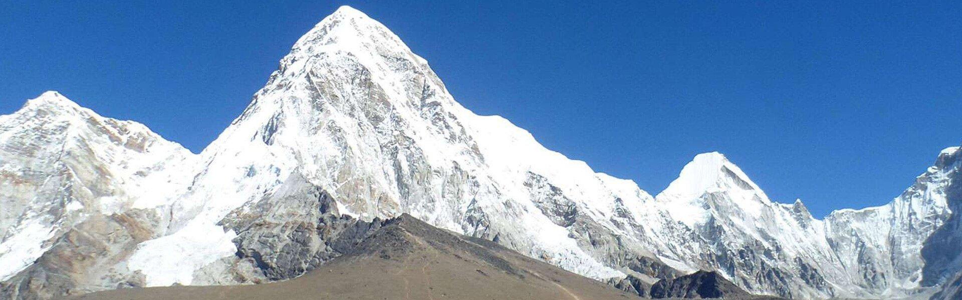 Everest region trek itinerary