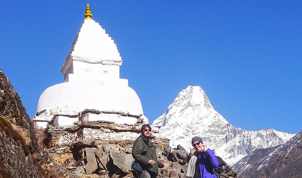 Honeymoon Trip To Everest Base Camp