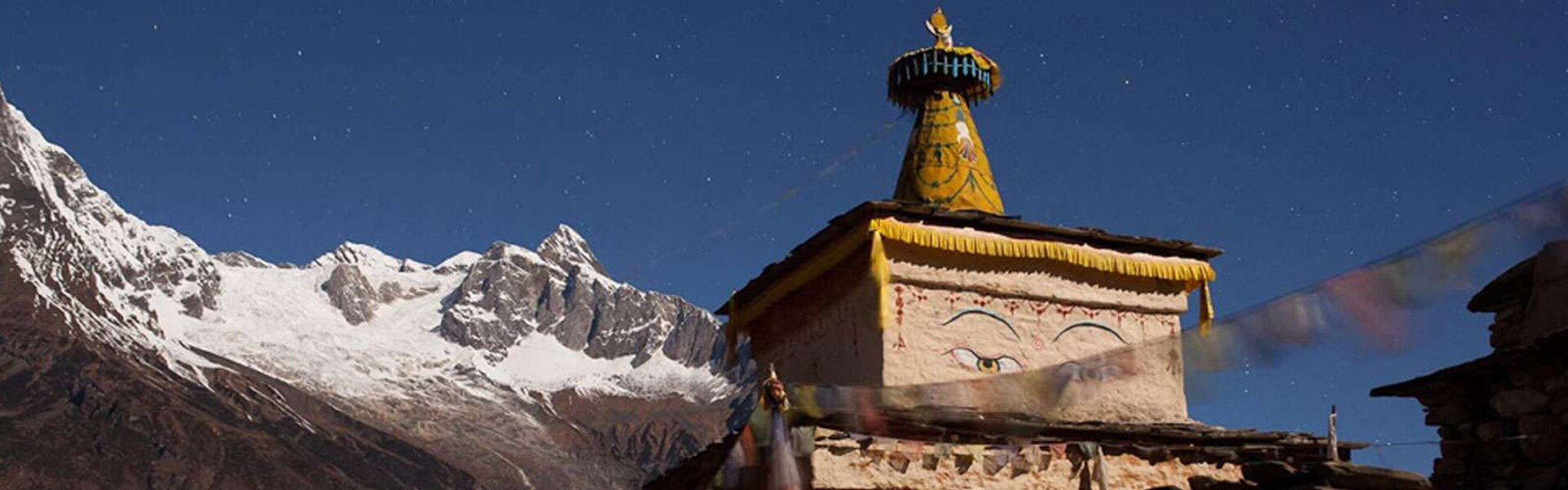 Manaslu Circuit Trek Distance