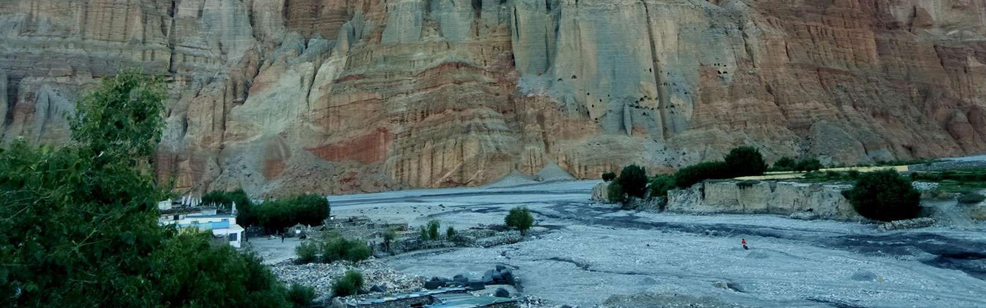 Upper Mustang Trek and it's Hidden Story