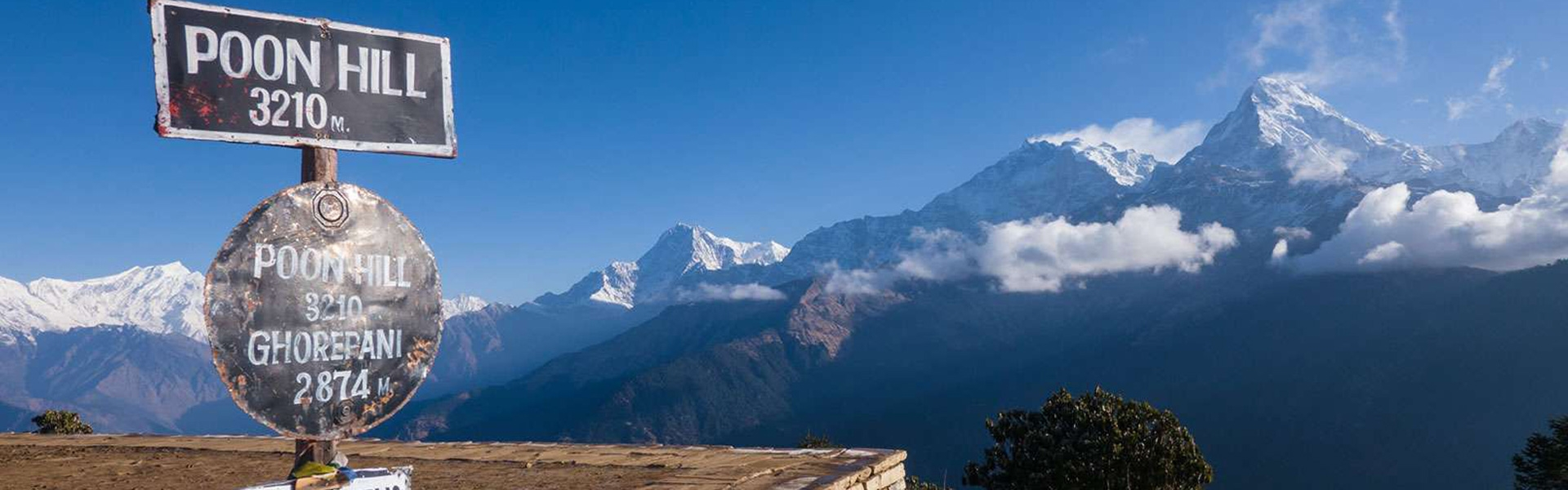 Ghorepani Poon Hill trek in May